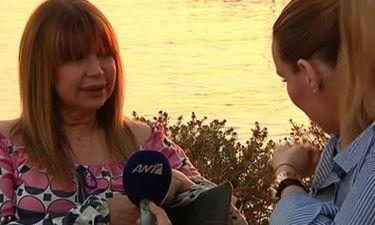 Χριστίνα Μαραγκόζη: «Μία επώνυμη γυναίκα έγραψε κακίες κάτω από μία φωτογραφία του γάμου μου»!