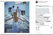 Γεωργία Αβασκαντήρα: Η πρώτη της φωτό στο Instagram μετά το γάμο της με τον Χρανιώτη