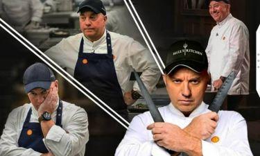 Έκτορας Μποτρίνι: Το μήνυμά του μετά το τέλος του Hell's Kitchen και τα βέλη του σε παίκτη