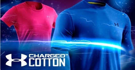 Charged Cotton