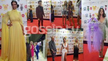 Mad VMA 2018: Οι αφίξεις των celebrities στο κόκκινο χαλί και η... Κατερίνα με τα κίτρινα!