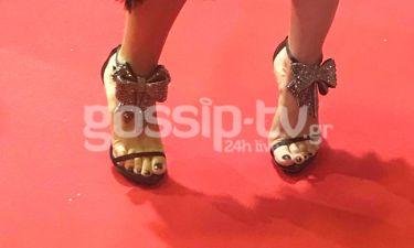 MAD VMA 2018: Τα παπούτσια της έκαναν τη... διαφορά!
