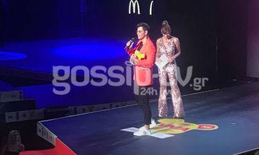 MAD VMA 2018: Η απονομή του Σάκη Ρουβά!