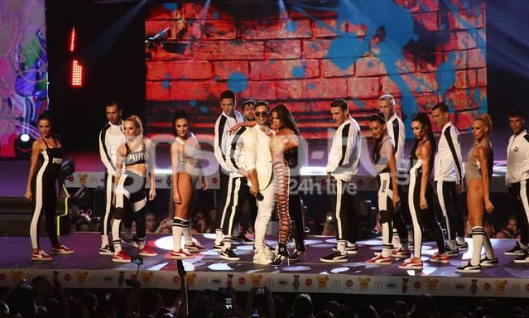 MAD VMA 2018: H ultra sexy εμφάνιση της Κατερίνας Στικούδη στη σκηνή!