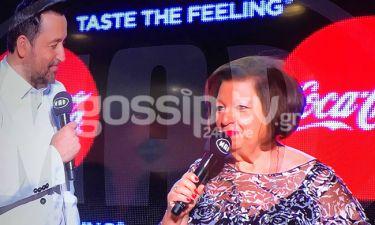 MAD VMA 2018: Η γυναίκα που συγκίνησε τον Γιώργο Μαζωνάκη!