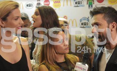 MAD VMA 18: Μετά το Splash ο χορός του Ησαϊα για την Μαντώ Γαστεράτου