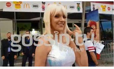MAD VMA 18: Η ανατρεπτική συνάντηση του Gossip-tv.gr με την Σάσα Σταμάτη