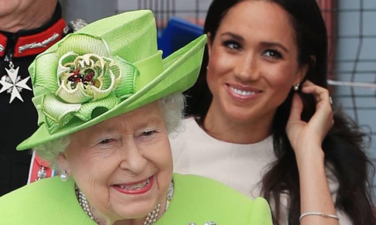 Το μυστικό σχέδιο της βασίλισσας για τη Meghan Markle αποκαλύφθηκε