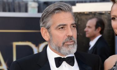 Αυτή η πρώην αγαπημένη του George Clooney γέννησε αγοράκι στο σπίτι της!