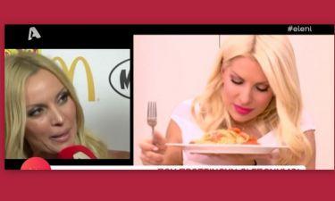 Πέγκυ Ζήνα: «Πώς είναι δυνατόν η Μενεγάκη να έχει τέτοιο μεταβολισμό και να τρώει μακαρόνια;»