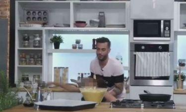 Ηθοποιός του Μπρούσκο χάνει τις αισθήσεις της την ώρα της μαγειρικής - Το σοκ του Τσούλη