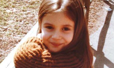 Ποια γνωστή ηθοποιός είναι η μικρούλα της φωτό;