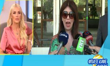 Γαλανοπούλου: Καταδικάστηκε σε 6 χρόνια ο πρώην σύντροφός της - Οι πρώτες δηλώσεις μετά την απόφαση