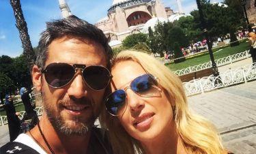 Αλέξανδρος Παρθένης: Ρομαντικό ταξίδι με την σύντροφό του στην Κωνσταντινούπολη