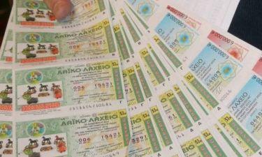 To Λαϊκό Λαχείο μοίρασε περισσότερα από 7.300.000 ευρώ τον Ιούνιο