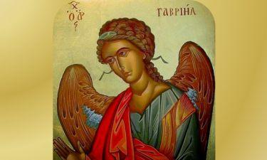 Ο Αρχάγγελος Γαβριήλ φέρνει χαρμόσυνα μηνύματα στη ζωή σου