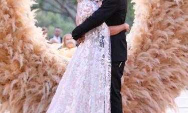Παντρεύτηκαν μετά από δυο χρόνια σχέσης - Νέες φωτογραφίες από το γάμο τους