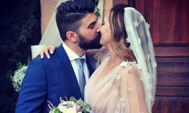 Κλέλια Πανταζή: Η τρυφερή φωτό από το γάμο της και το πρώτο μήνυμα στο instagram