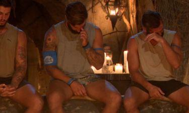 Survivor 2: Ξέσπασαν σε κλάματα Γκότσης-Θεοδώρου λίγο πριν την ανακοίνωση του αποτελέσματος