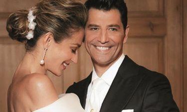Ρουβάς-Ζυγούλη: Έτσι γιόρτασαν την επέτειο γάμου τους