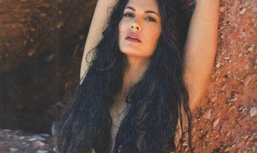 Μαρία Κορινθίου: «Να ενημερώσω ότι αν γράψει κάποιος στο Instagram πως έχω χοντρό μπούτι, να ξέρει…»