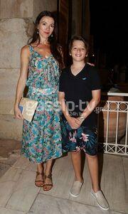 Στέλλα Καπεζάνου: Δείτε πόσο έχει μεγαλώσει ο γιος της