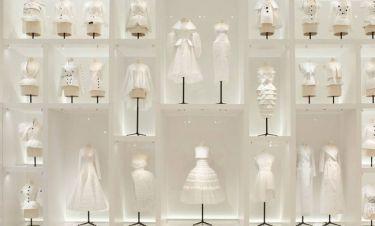 Christian Dior: o couturier του ονείρου στο V&A του Λονδίνου