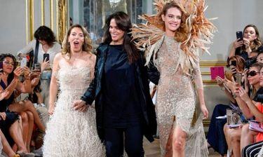 Celia Kritharioti Haute Couture: Mια επίδειξη μόδας βγαλμένη από όνειρα!