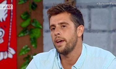 Survivor Πανόραμα: Γιάννης Τσίλης: «Αυτό ήταν το λάθος που έκανε η Δαλάκα...»