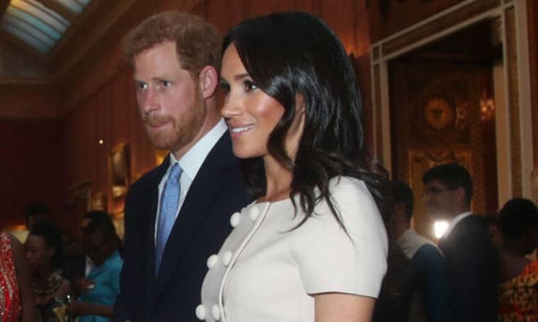 Το παρατσούκλι που έδωσαν οι φίλοι της Meghan στον πρίγκιπα Harry, τον έκανε έξαλλο!