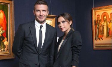 Beckhams 4 ever! Γιορτάζουν 19 χρόνια γάμου & η Victoria ανέβασε την πιο όμορφη φωτό