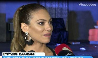 Ευρυδίκη Βαλαβάνη: Οι συζητήσεις της για τη νέα τηλεοπτική σεζόν και η αποκάλυψη για τον Βασάλο