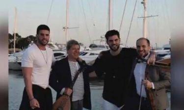 Ο Βαγγέλης Κονιτόπουλος συναντάει τους Droulias Brothers και «Δεν πάει άλλο»