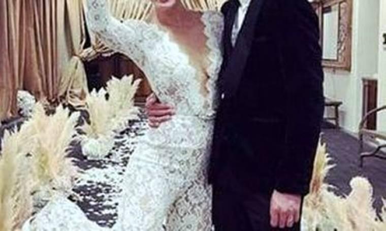 Παντρεύτηκε το περασμένο Σάββατο και χθες πόζαρε στο κρεβάτι νοσοκομείου! Τι συμβαίνει;