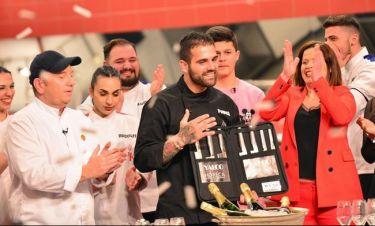 Ραφαήλ Τσακίρης: «Νιώθω ότι η νίκη μου στο Hell's kitchen μου αξίζει»