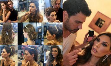 Γάμος Σρόιτερ-Μπούκη: Αναποφάσιστη η νύφη για μαλλιά και μακιγιάζ, λίγες ώρες πριν το μυστήριο!