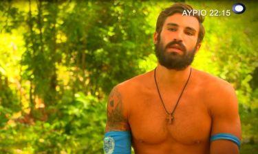 Survivor 2: Ο Ηλίας Γκότσης εξηγεί γιατί ψήφισε τον Χάρη – Τα τελευταία 24ωρα στον Άγιο Δομίνικο