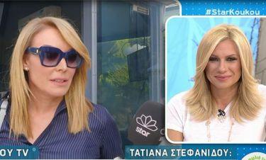 Τατιάνα Στεφανίδου: Ποιο είναι το επόμενο τηλεοπτικό βήμα της;