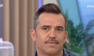 Στη φωλιά των Κου Κου:Ο Κωνσταντινίδης άφησε μουστάκι. Τα γέλια και το τρολάρισμα των συνεργατών του