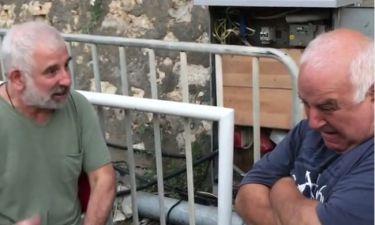 Ο Φιλιππίδης έκανε τον Χαϊκάλη να κλαίει: «Ανάθεμα την ώρα που σε πήρα μαζί μου»