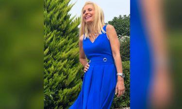 Ελένη Μενεγάκη: Η νέα φωτογραφία από τις διακοπές της