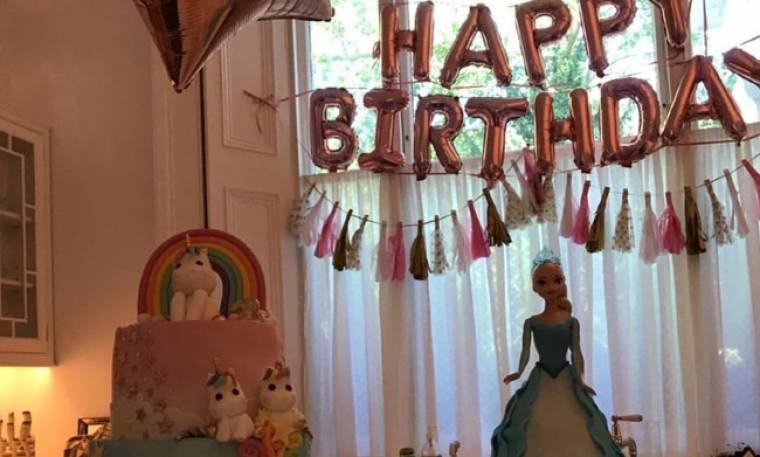 Liv Tyler: Το παραμυθένιο πάρτι γενεθλίων της κόρης της