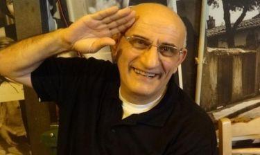 Τάκης Βαμβακίδης: «Αυτή την περίοδο περνάω μια ευτυχισμένη θεατρική χρονική στιγμή»