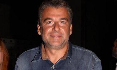 Γιώργος Λιάγκας: Με τους γιους του στην Τήνο