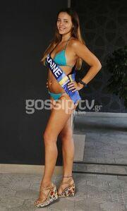 Οι υποψήφιες Miss Παγκόσμιος Τουρισμός στην Αθήνα