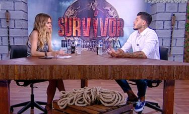 Survivor Πανόραμα: Ο Αγόρου ζήτησε από την Ντορέττα να μην αναφερθεί στη Μελίνα