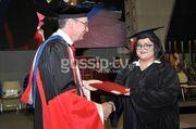 Μιμή Ντενίση: Η συγκίνησή της στην αποφοίτηση της κόρης της