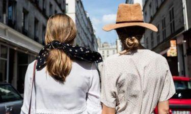 Από το street style στην παραλία: Αυτά τα ponytails θα σε πάνε παντού