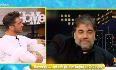 Το φάουλ του Δώρου on air – Του την είπε ο Σταρόβας