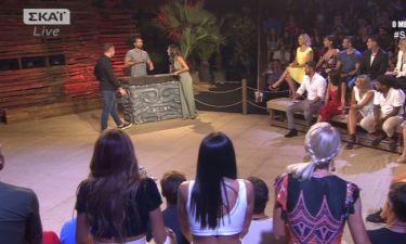 Survivor 2 Ημιτελικός: Τους γλέντησε για τα καλά ο Σάκης. Δείτε τι έκανε σε Χάρο-Εύη